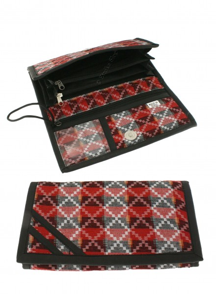 WALLETS IN COTTON PM-BR03-02 - Oriente Import S.r.l.