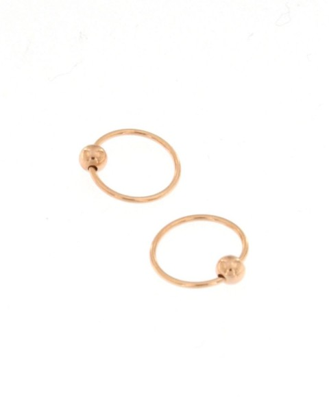 MINI EARRINGS AND NOSE RINGS - SEPTUM ARG-1OR180-05 - Oriente Import S.r.l.