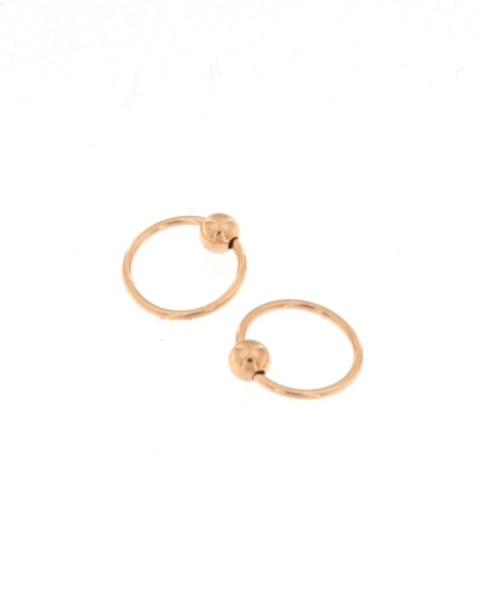 MINI EARRINGS AND NOSE RINGS - SEPTUM ARG-1OR160-05 - Oriente Import S.r.l.
