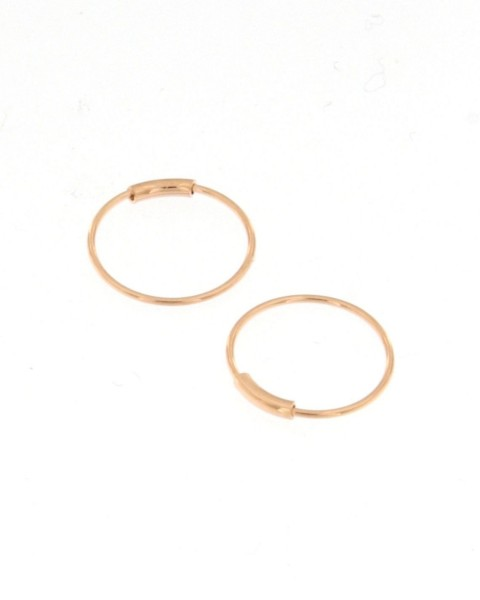 MINI EARRINGS AND NOSE RINGS - SEPTUM ARG-1OR150-02 - Oriente Import S.r.l.