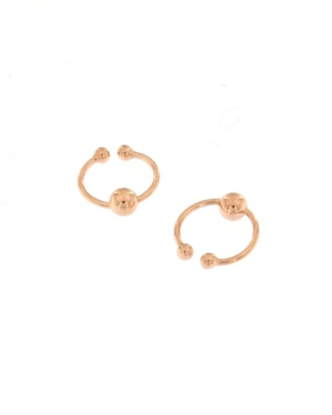 MINI EARRINGS AND NOSE RINGS - SEPTUM ARG-1OR180-09 - Oriente Import S.r.l.