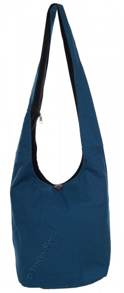 BAG SHOULDER BAG - COTTON PLAIN BS-ESB08 - Oriente Import S.r.l.