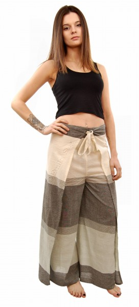 SUMMER COTTON TROUSERS AB-BWP11 - Oriente Import S.r.l.