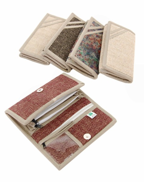 WALLETS IN COTTON PM-BR07 - Oriente Import S.r.l.