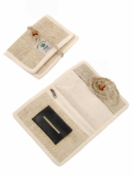 HEMP WALLETS, COIN PURSES AF-PT26 - Oriente Import S.r.l.