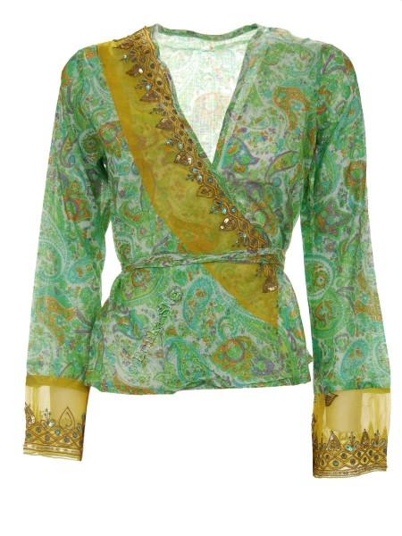 T-SHIRT - MAGLIETTA DONNA CON STAMPA AB-COR09 - Oriente Import S.r.l.
