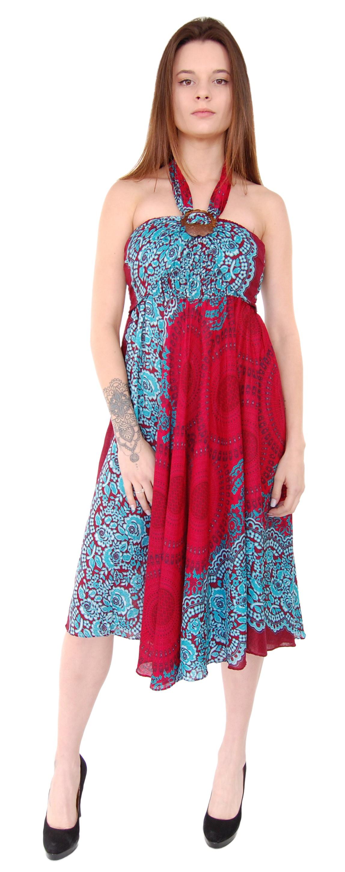 VISCOSE - SUMMER CLOTHING AB-BCK04AG-DRESS - com Etnika Slog d.o.o.