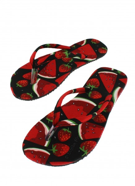 FLIP FLOPS SN-THT12-STRAWBERRY - Oriente Import S.r.l.