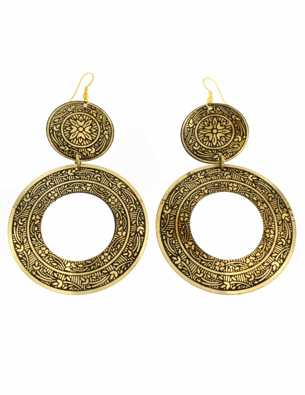 EARRINGS - METAL MB-OROT07-3 - Oriente Import S.r.l.
