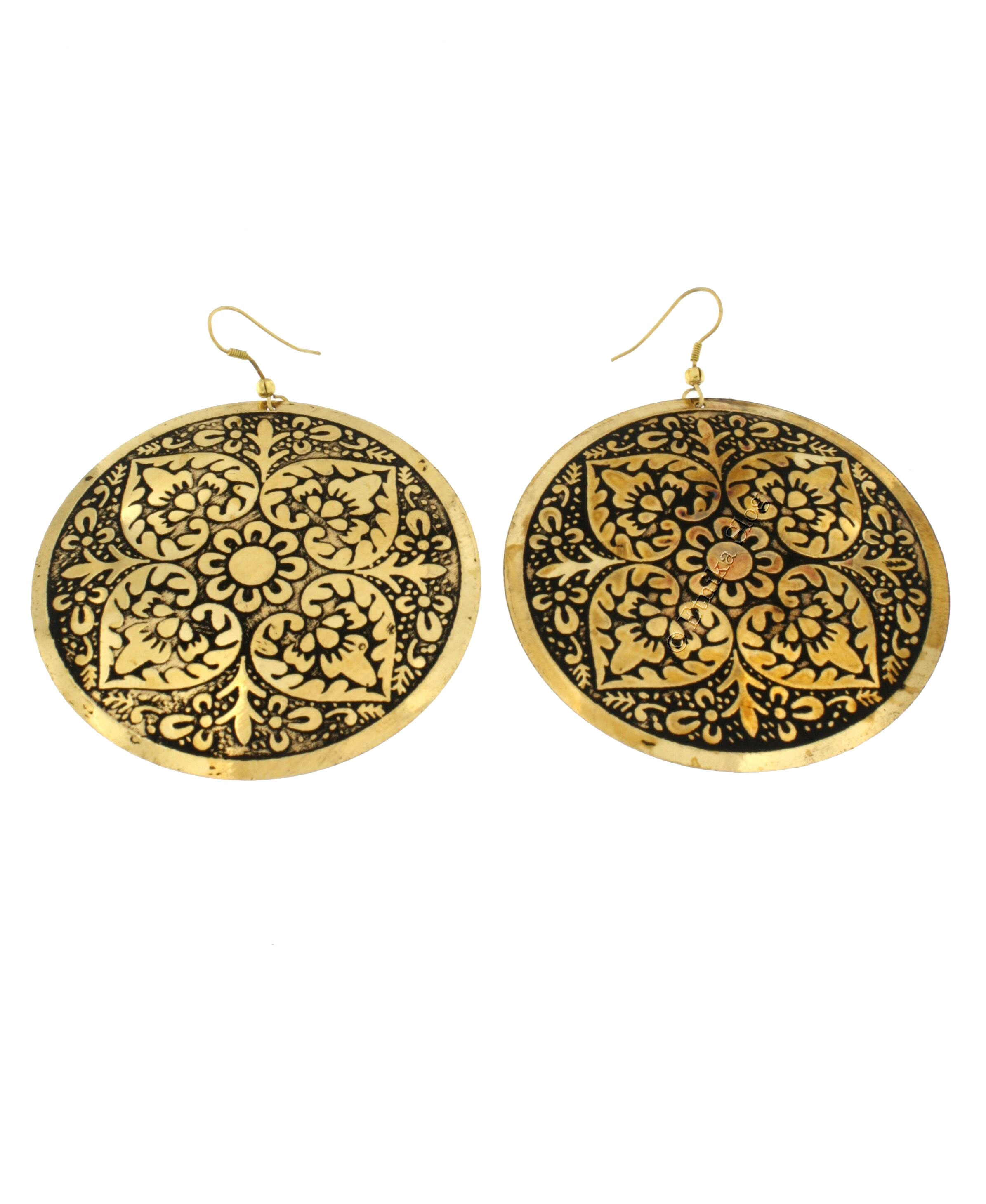 EARRINGS - METAL MB-OROT01-03 - Oriente Import S.r.l.