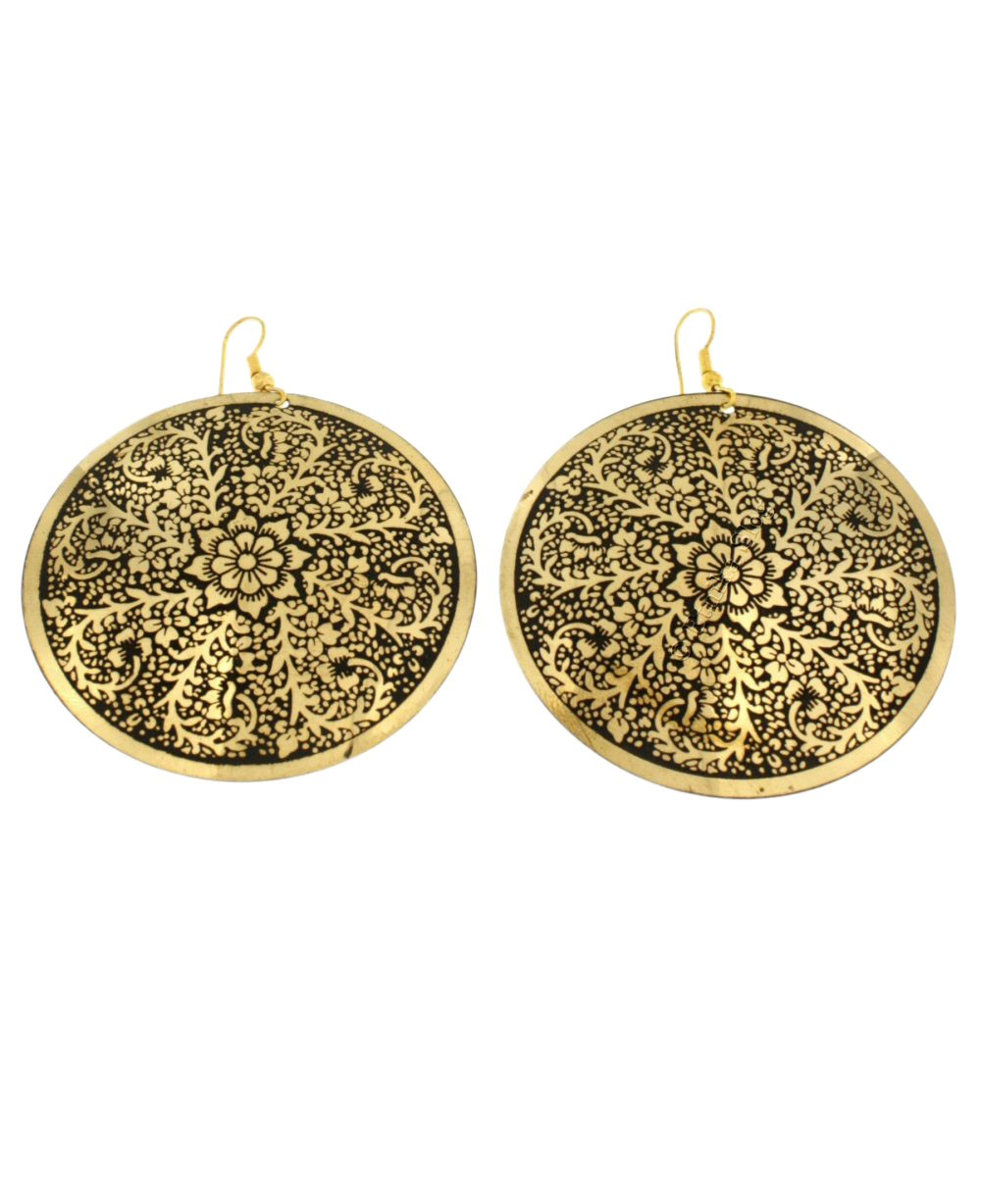EARRINGS - METAL MB-OROT01-13 - Oriente Import S.r.l.