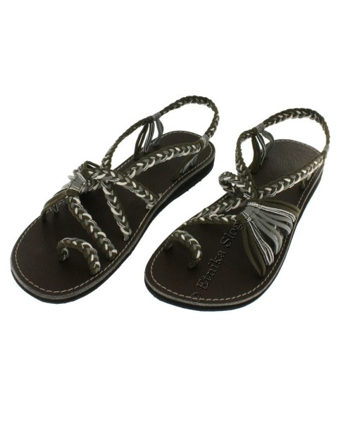 SANDALS AND MULES SN-AP05-NG - Oriente Import S.r.l.