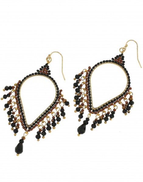 EARRINGS - METAL MB-OR51 - Etnika Slog d.o.o.