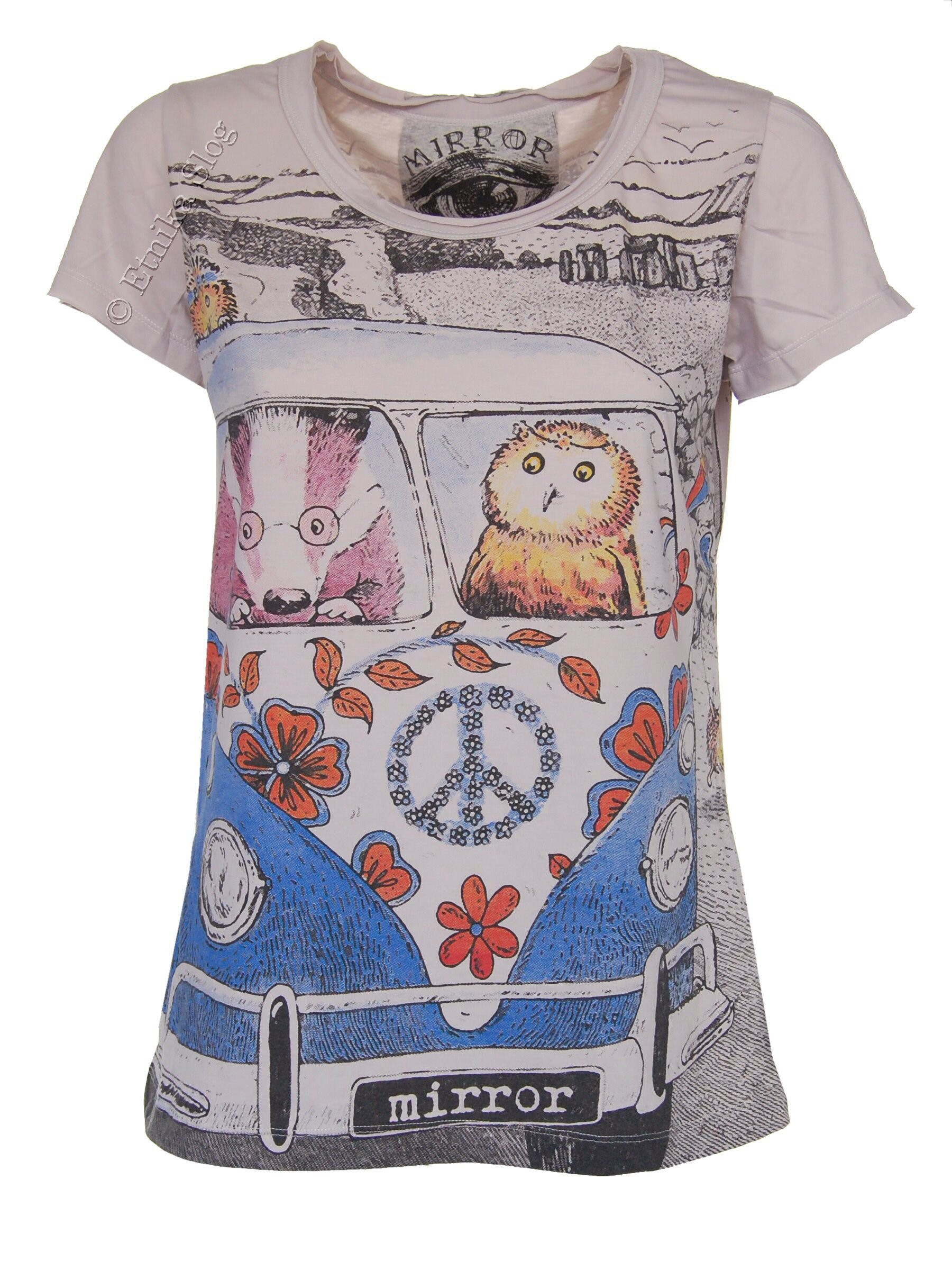 PRINTED T-SHIRTS AB-THM08-28 - Oriente Import S.r.l.
