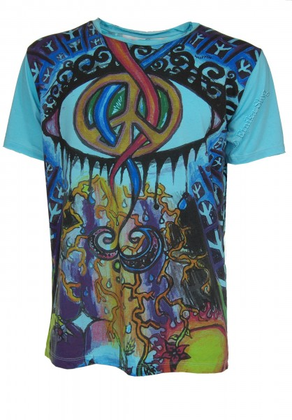 MEN'S COTTON T-SHIRT - MIRROR AB-THM07-31 - Oriente Import S.r.l.