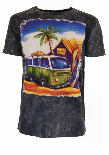 MEN'S COTTON T-SHIRT - NOTIME AB-THM24-07 - Oriente Import S.r.l.