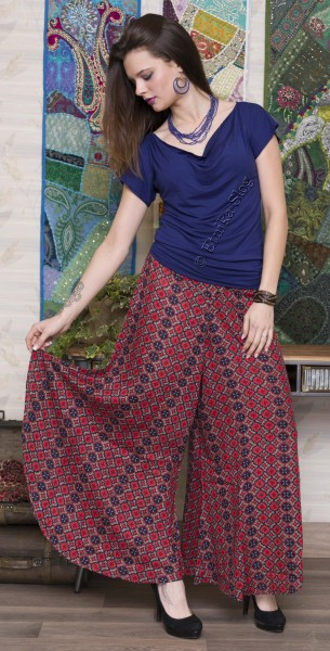VISCOSE TROUSERS AND SHORTS AB-ISP02 - Oriente Import S.r.l.