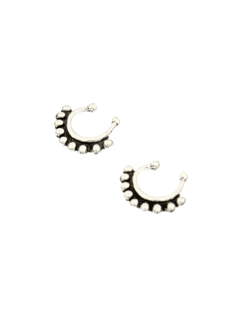 MINI EARRINGS AND NOSE RINGS - SEPTUM ARG-1OR360-10 - Oriente Import S.r.l.