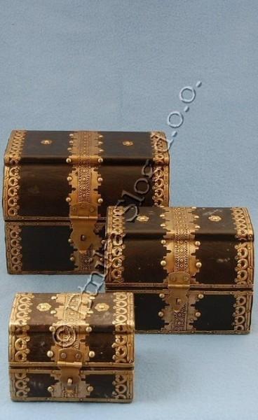 WOODEN BOX BX-LEM07 - Oriente Import S.r.l.