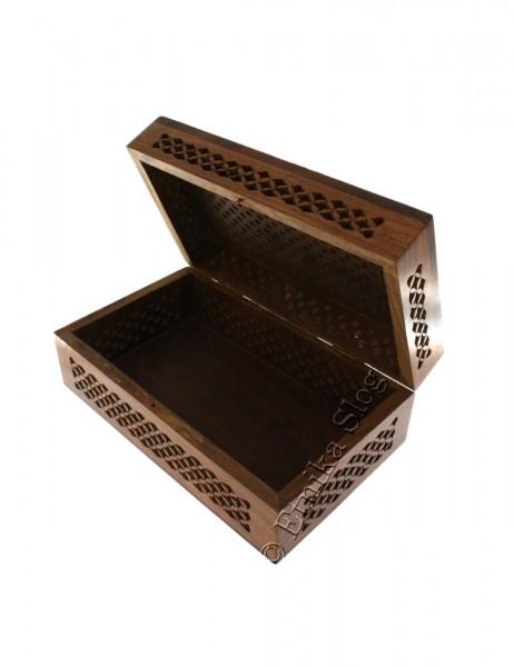 WOODEN BOX BX-LEM08 - Oriente Import S.r.l.