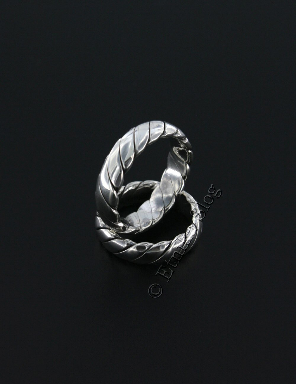 WROUGHT SILVER RINGS ARG-AN1550-01 - Oriente Import S.r.l.