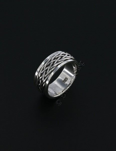 WROUGHT SILVER RINGS ARG-AN1850-01 - Oriente Import S.r.l.