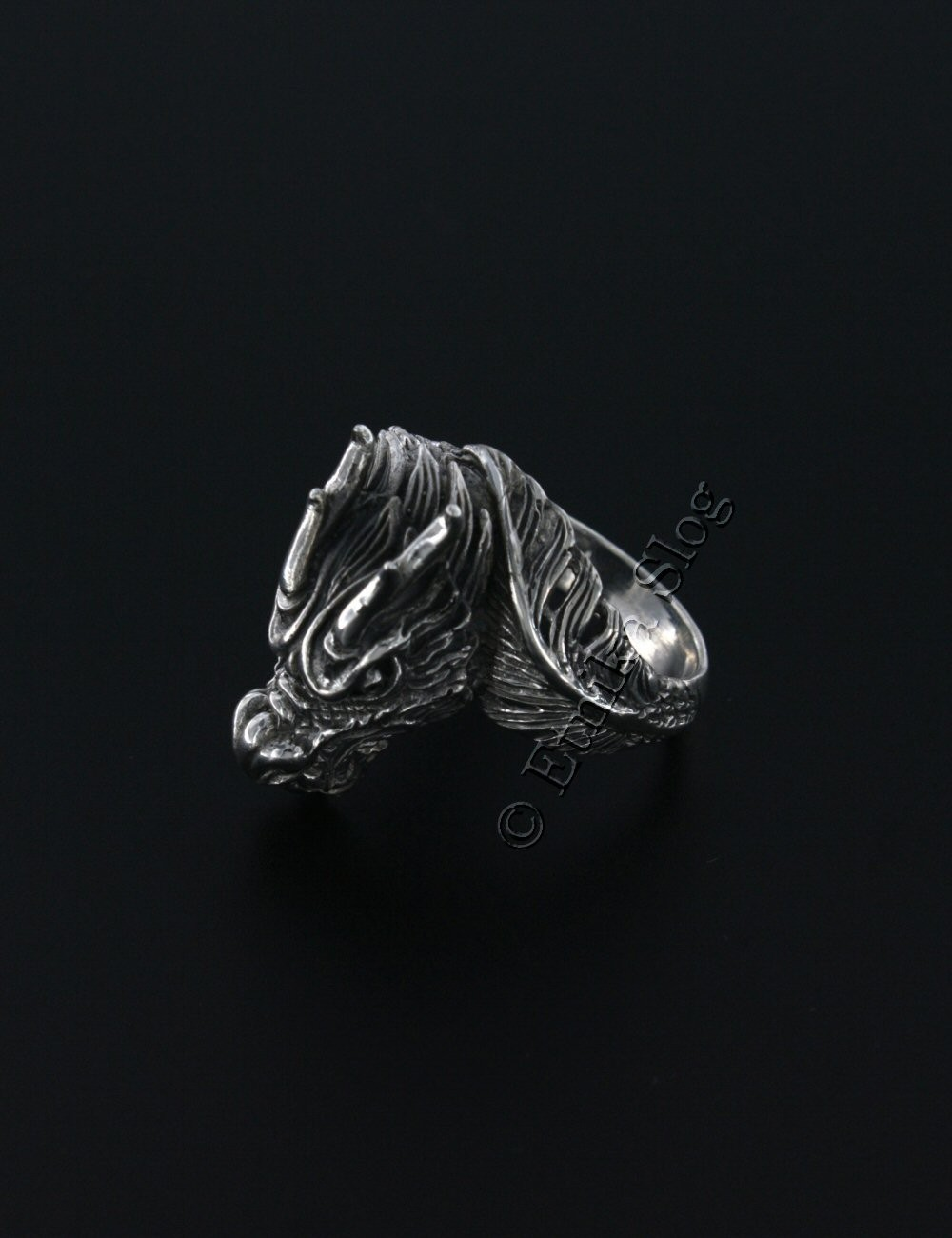 WROUGHT SILVER RINGS ARG-AN2450-01 - Oriente Import S.r.l.