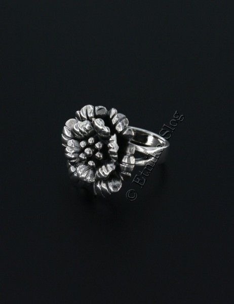 WROUGHT SILVER RINGS ARG-1AN07 - Oriente Import S.r.l.