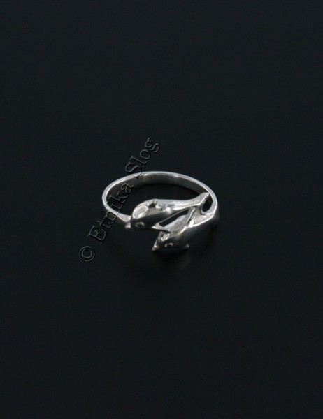 WROUGHT SILVER RINGS ARG-1AN03 - Oriente Import S.r.l.