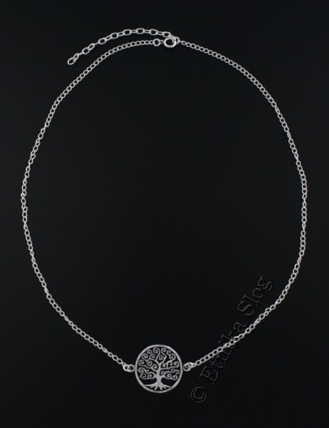 SILVER NECKLACES ARG-CL1400-01 - Oriente Import S.r.l.