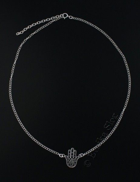 SILVER NECKLACES ARG-CL1150-02 - Oriente Import S.r.l.