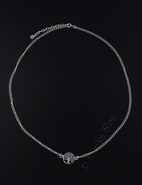 SILVER NECKLACES ARG-CL1150-01 - Oriente Import S.r.l.