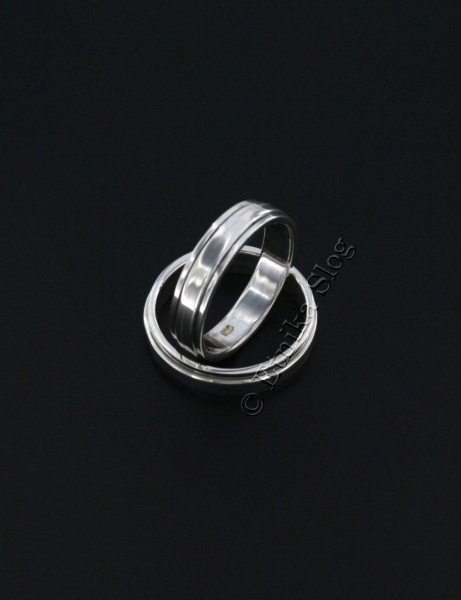 WROUGHT SILVER RINGS ARG-AN0980-01 - Oriente Import S.r.l.