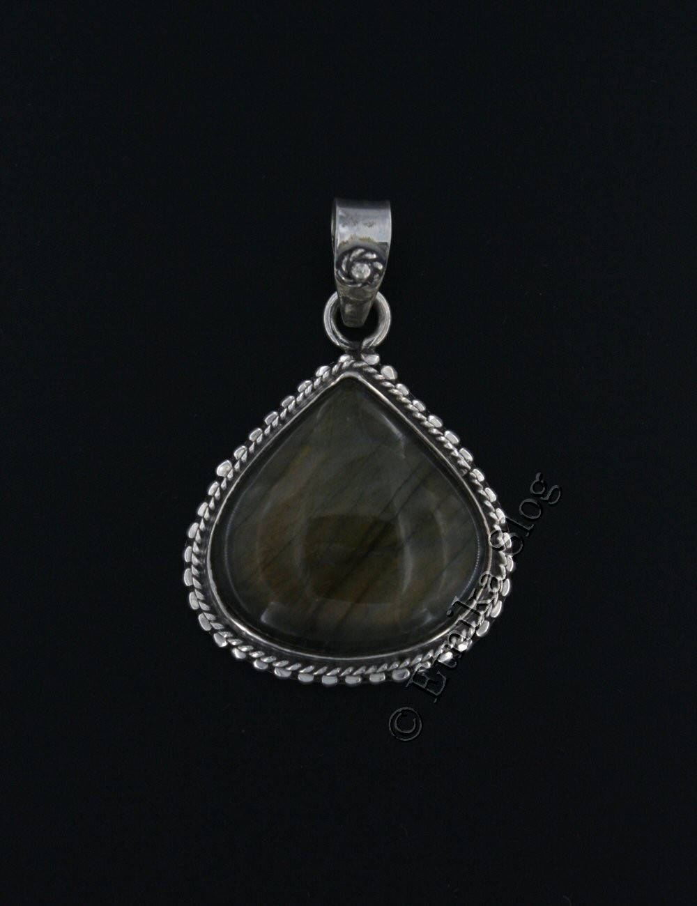 SILVER AND STONE PENDANTS ARG-PP1550-01 - Oriente Import S.r.l.