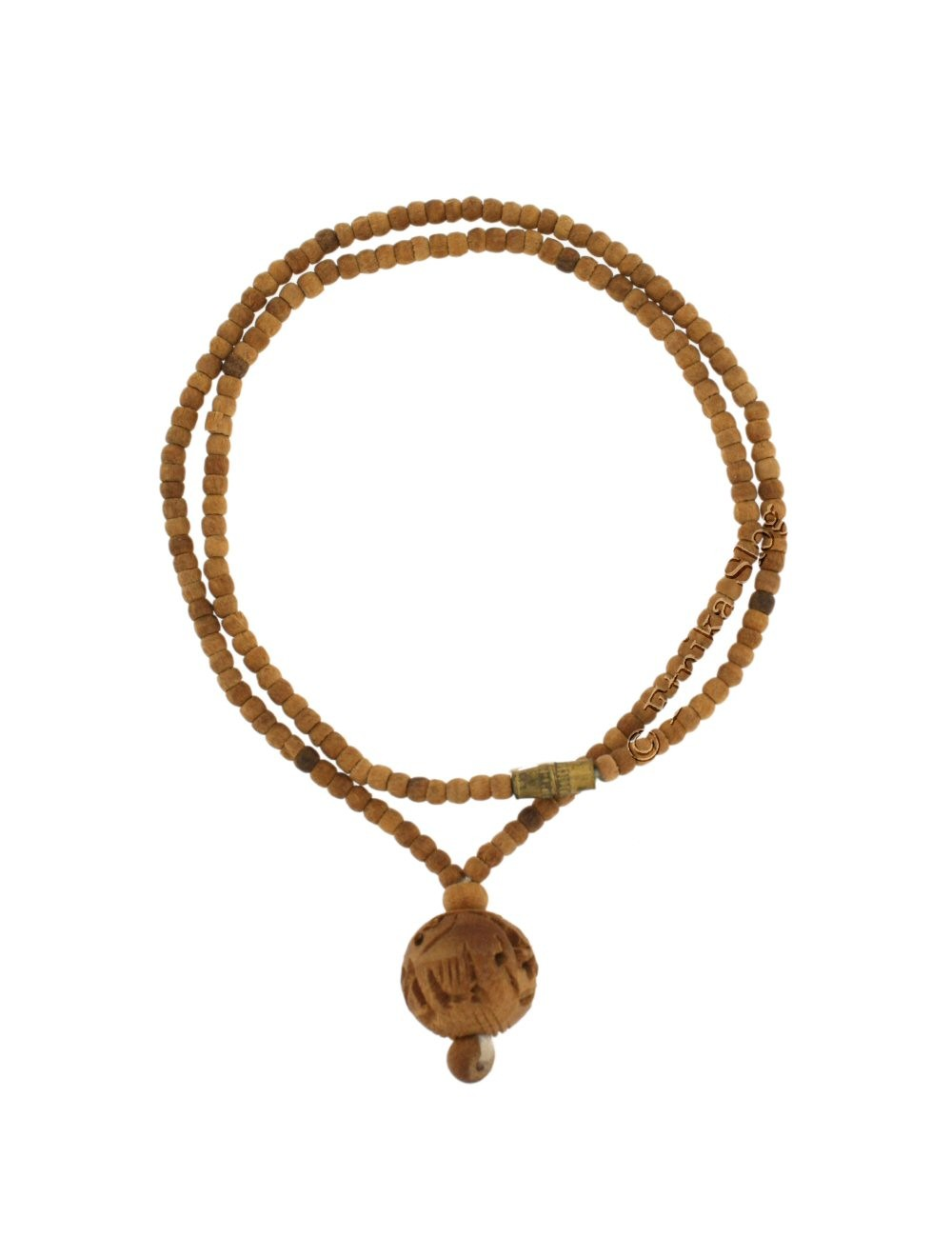 NECKLACES - WOOD LE-CL31-04 - Oriente Import S.r.l.