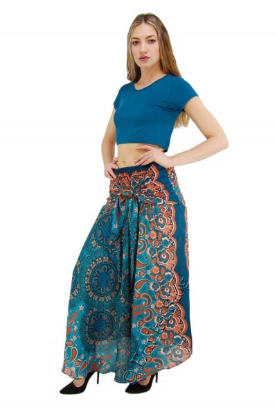 LONG SUMMER SKIRTS AB-BCK04CA-SKIRT - Oriente Import S.r.l.