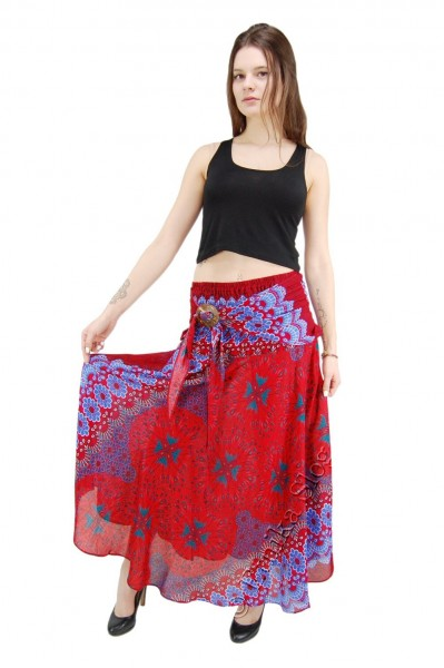 LONG SUMMER SKIRTS AB-BCK04CL-SKIRT - Oriente Import S.r.l.
