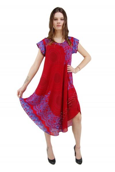 VISCOSE SUMMER DRESSES AB-BCV12CE - Oriente Import S.r.l.