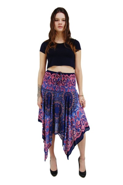 LONG SUMMER SKIRTS AB-BCV10CA-SKIRT - Oriente Import S.r.l.