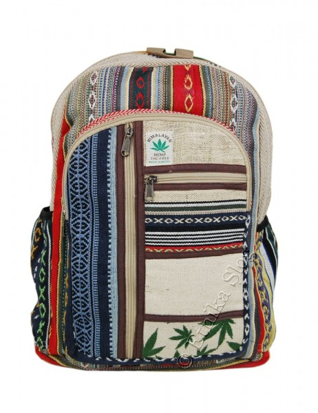 HEMP BACKPACKS BS-ZC42 - Oriente Import S.r.l.