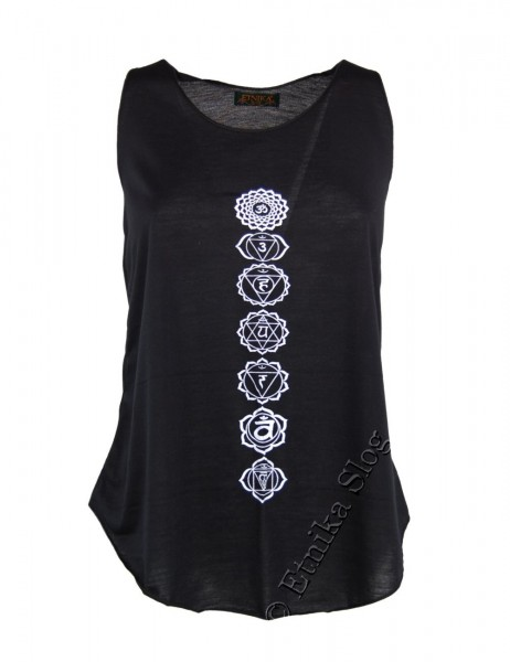 COTTON AND POLYESTER TANK TOPS AB-BCT04-33 - Oriente Import S.r.l.