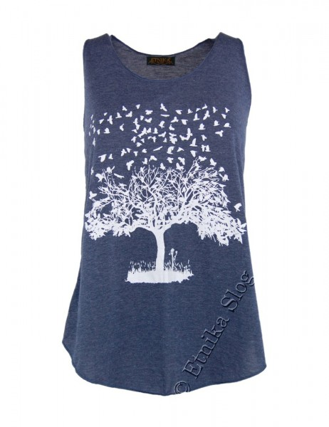 COTTON AND POLYESTER TANK TOPS AB-BCT04-30 - Oriente Import S.r.l.