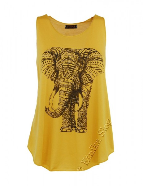 COTTON AND POLYESTER TANK TOPS AB-BCT04-04 - Oriente Import S.r.l.