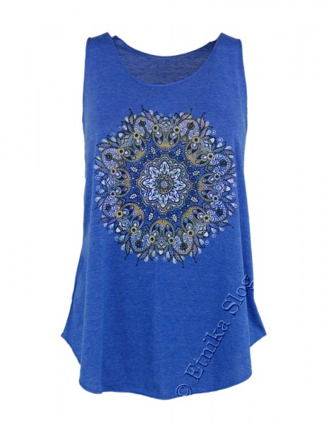 COTTON AND POLYESTER TANK TOPS AB-BCT04-17 - Oriente Import S.r.l.