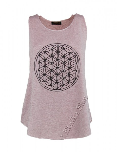 COTTON AND POLYESTER TANK TOPS AB-BCT04-26 - Oriente Import S.r.l.