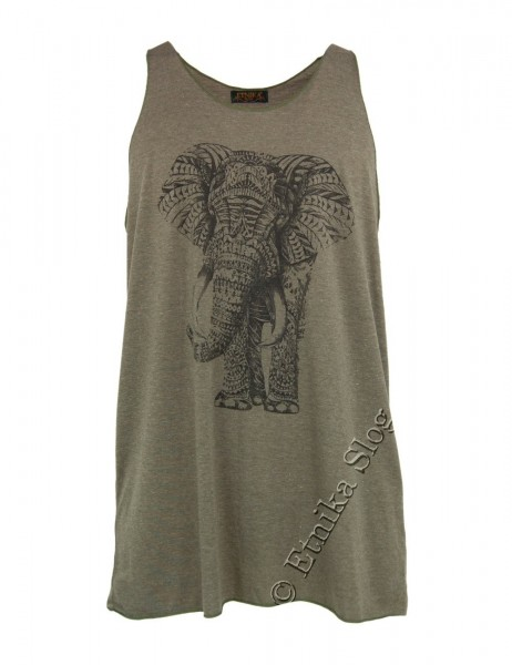 TANK TOP MAN COTTON AND POLYESTER AB-BCT05-04 - Oriente Import S.r.l.
