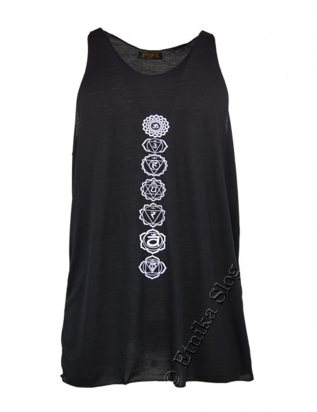 TANK TOP MAN COTTON AND POLYESTER AB-BCT05-33 - Oriente Import S.r.l.