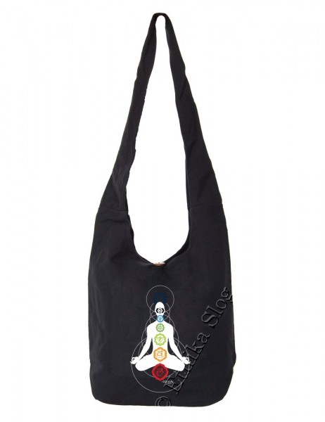 BAG SHOULDER BAG - COTTON PLAIN BS-NE06-05 - Oriente Import S.r.l.