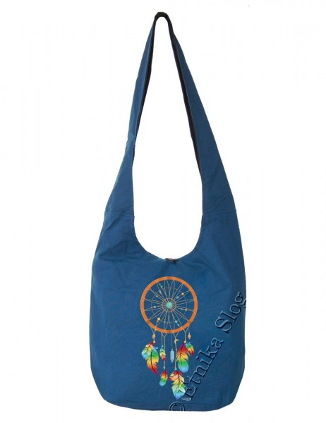 BAG SHOULDER BAG - COTTON PLAIN BS-NE06-08 - Oriente Import S.r.l.