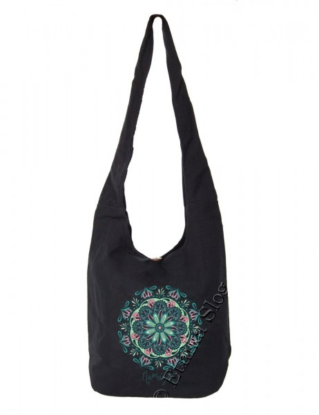 BAG SHOULDER BAG - COTTON PLAIN BS-NE06-22 - Oriente Import S.r.l.